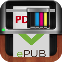 Batch PDF to ePub Converter