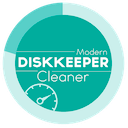 DiskKeeper Cleaner Modern