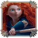 Brave by Disney/Pixar