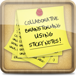 Sticky Brainstorming