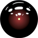 HAL 9000 [Full Screen] Advanced Shaded
