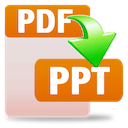 Hewbo PDF to PowerPoint Converter