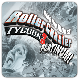 RollerCoasterTycoon 3 Platinum