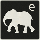 E is For Elephant