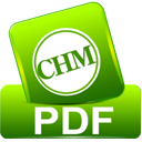 Amacsoft CHM to PDF for Mac