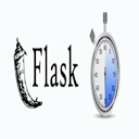 Flask -- easy to set up, simple to use, shareable & works across all devices