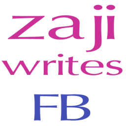 FB Zaji Writer Author Page
