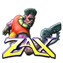 Zax The Alien Hunter
