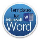 Templates for MS Word Documents