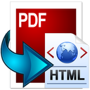 PDF to HTML for Mac