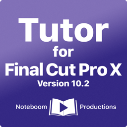 Tutor for Final Cut Pro X ()