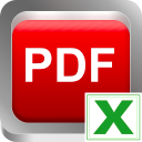 Super PDF to Excel Converter
