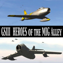 GSIII - Combat Flight Simulator - Heros of the Mig Alley