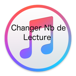 iTunes Changer Nb Lecture