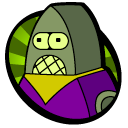 Futurama Vol. 7 Icons