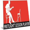 Fretlight Lesson Player