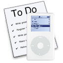 ToDo X to iPod Notes