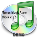 iTunes Music Alarm Clock