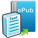 Amacsoft Text to ePub