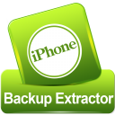 Amacsoft iPhone Backup Extractor Mac