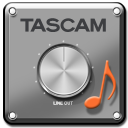 TASCAM US-322 US-366 Mixer Panel