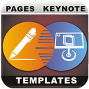 Tempates for Pages Kynote