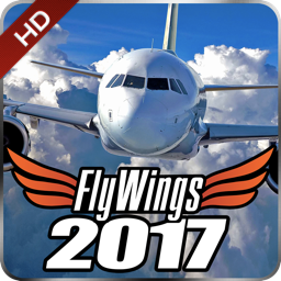 Flight Simulator FlyWings Online 2017 Premium