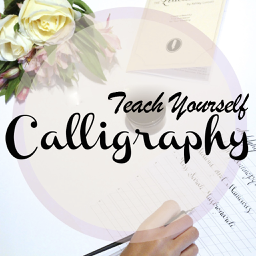 Teach Yourself Calligraphy