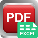 Super PDF Converter for Excel with OCR
