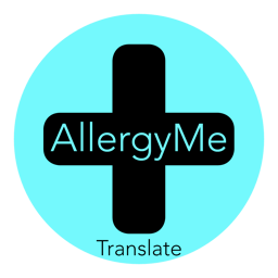 AllergyMe Translate