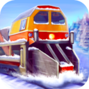 Snow Plow Train Simulator 3D - Russia