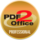 PDF2Office Professional 2017