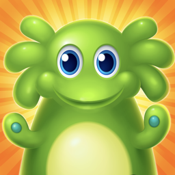 Alien Story - games for kids