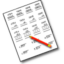 WorkSheet Maker