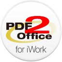 PDF2Office for iWork 2017