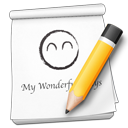 My Wonderful Days : Daily Journal/Diary