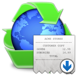 Save to 2018 Receipt Library 2