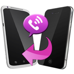 Backuptrans iPhone Viber to Android Transfer