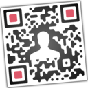 Mini QR Contacts