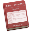 OpenThesaurus Deutsch