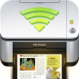 PDF Printer - Easily Print to PDF