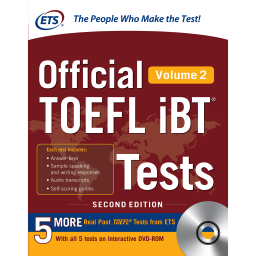 TOEFL iBT Tests Volume 2