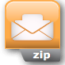 Attach a ZIP archive to an email