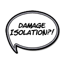 Damage Isolation
