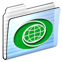 World Book folder