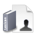 User Lexicon Editor