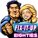 Fix-it-up 80's Meet Kate's Parents