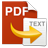 PDF to Text-Aimersoft