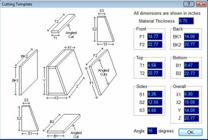 Subwoofer Design Toolbox Download It Is An Easy To Use And Powerful Program For Designing Subwoofers
