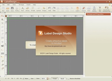 Label Design Studio 5 0 Download Free Trial Labeldesignstudio Exe